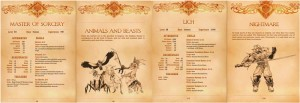 Lords of Xulima PC Mac Linux RPG Bestiary