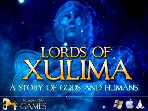 Lords of Xulima - Kickstarter