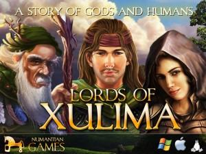 Lords of Xulima Kickstarter