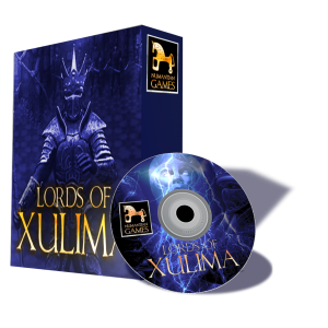 Lords of Xulima Box Art