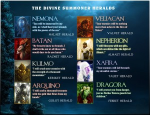 Lords of Xulima PC Mac Linux RPG Summoner Heralds