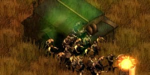 they are billions zombie steampunk RTS by Numantian Games - infected