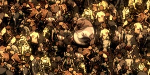 they are billions zombie steampunk RTS by Numantian Games infected
