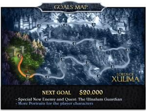 Goal Map Kickstarter