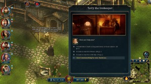 Lords of Xulima PC Mac Linux RPG Innkeeper
