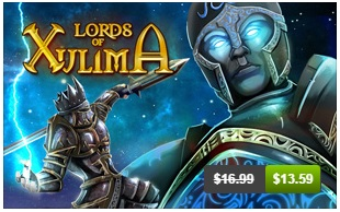 LoX Humble Store Deal
