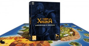 Lords of Xulima Boxed Edition