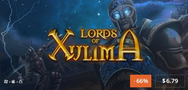 Lords of Xulima Big Fall Sale GOG
