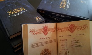 Lords of Xulima PC Mac Linux RPG Hardcover Guide