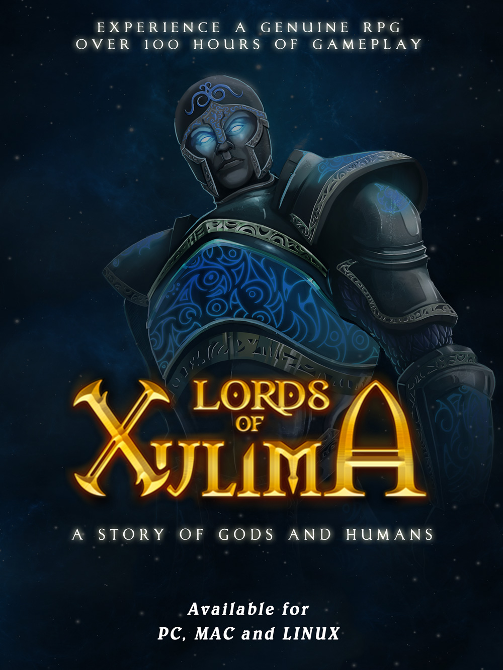 Lords of Xulima Numantian Games Logo