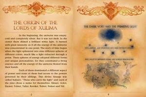 Lords of Xulima Mythology Bestiary