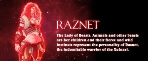 Lords of Xulima Raznet