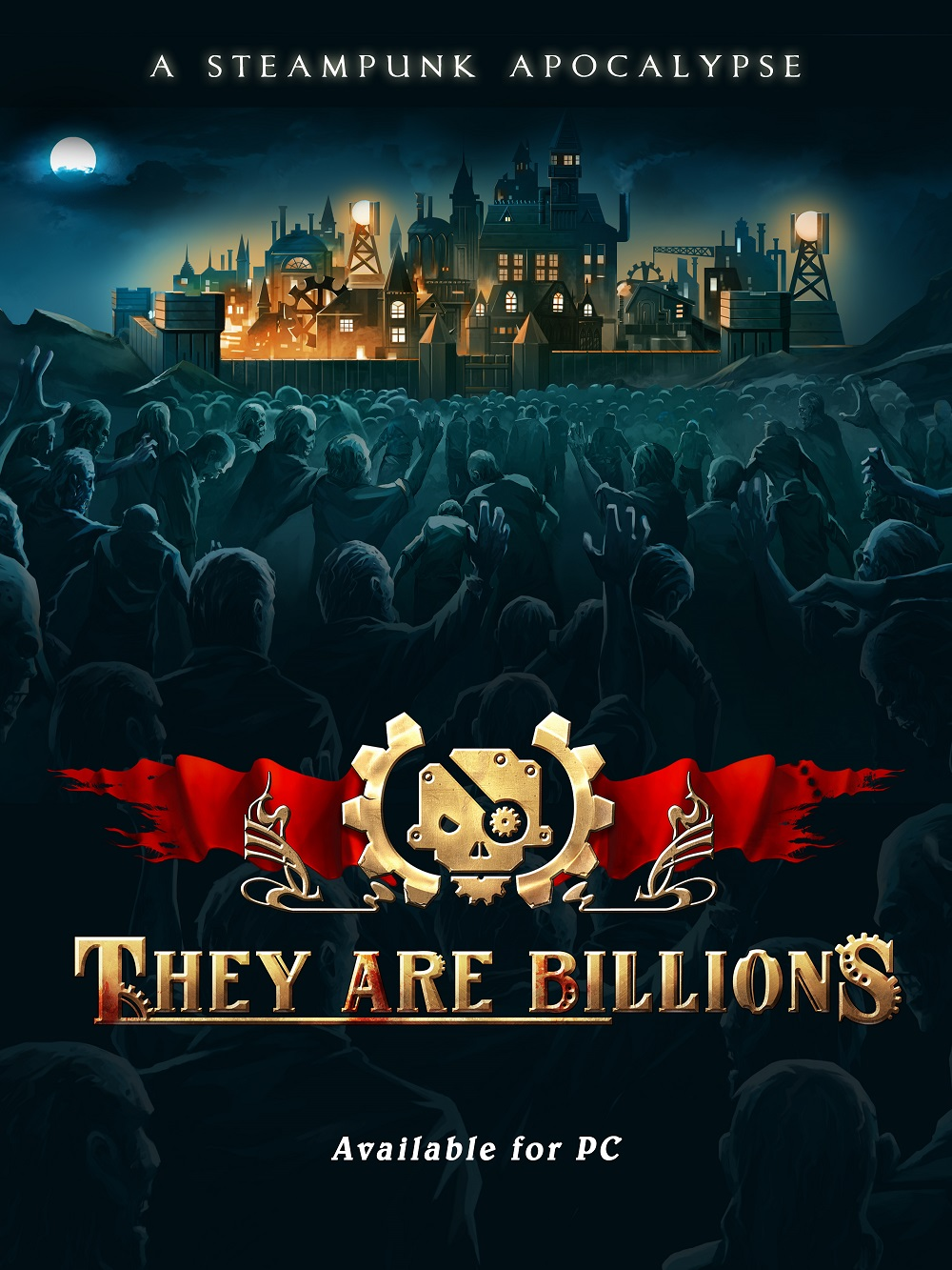 They Are Billions Numantian Games Logo