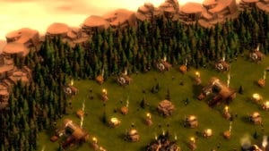 they are billions zombie steampunk RTS by Numantian Games