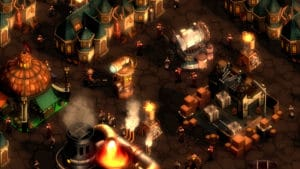 they are billions zombie steampunk RTS by Numantian Games - colony