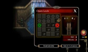 Lords of Xulima Lock Lockpicking