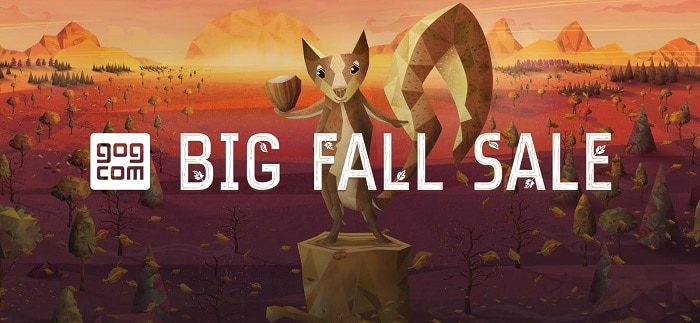 Big Fall Sale GOG.com