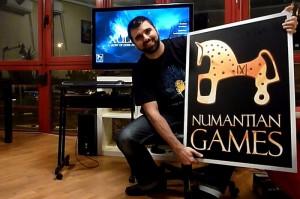 Jesus Director Numantian Games