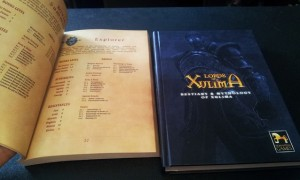 Lords of Xulima Bestiary