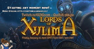 Lords of Xulima Twitch Quillis