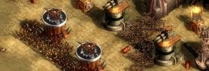 They Are Billions zombie apocalypse real-time strategy by Numantian Games - Towers