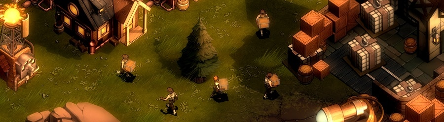 They Are Billions Numantian Games Gameplay colonists