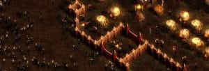 They Are Billions zombie apocalypse real-time strategy by Numantian Games - wall gates