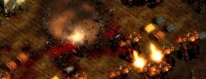 They are Billions Combat RTS Numantian Games